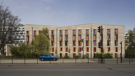 Sherborne House, Coventry Student Residences | www.e-architect.co.uk