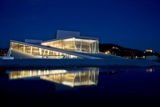 Snøhetta, Norwegian National Opera, Oslo