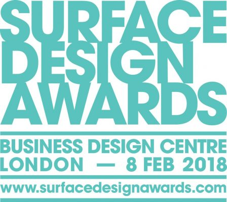 Surface Design Awards 2018