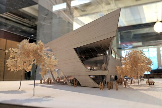 Surrey City Centre Library in British Columbia by Bing Thom Architects