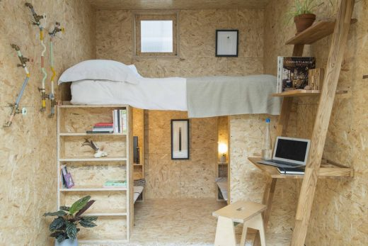The Shed: Sustainable Affordable Living in City Centres