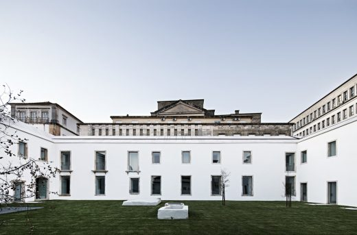 College in Coimbra by Aires Mateus