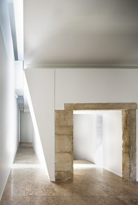 Trinity College Renovation in Coimbra by Aires Mateus