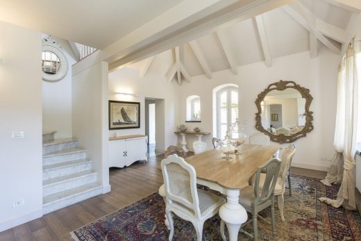 luxury villa for sale by the sea in Santa Margherita Ligure