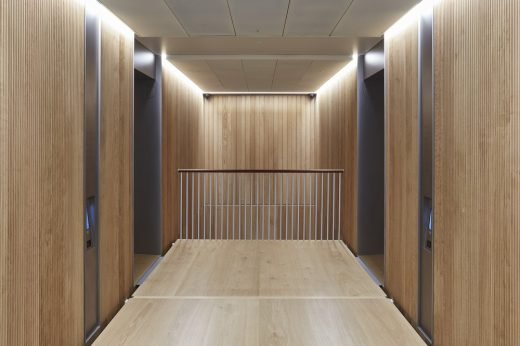 1 New Burlington Place Offices | www.e-architect.co.uk