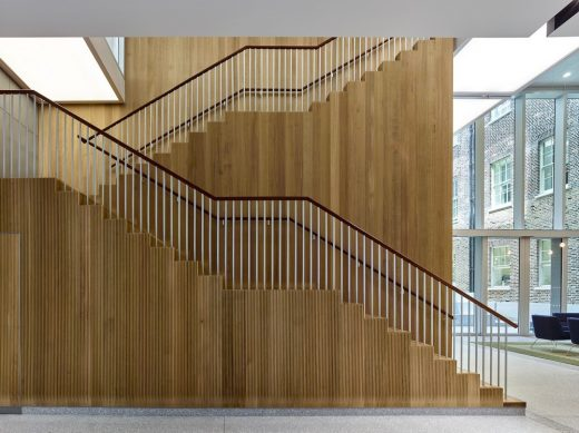 1 New Burlington Place London building interior