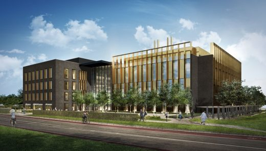 Abcam Headquarters, Cambridge Biomedical Campus