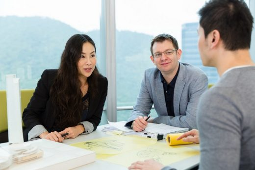 Advice for young architects from Aedas