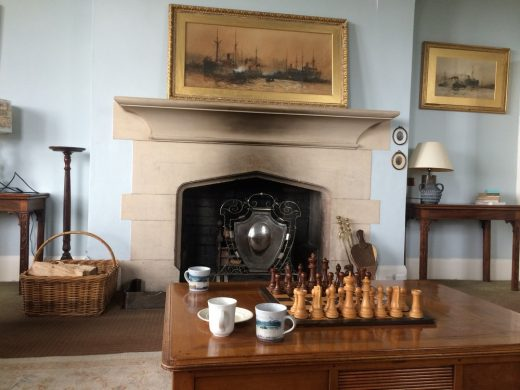 Arisaig House interior
