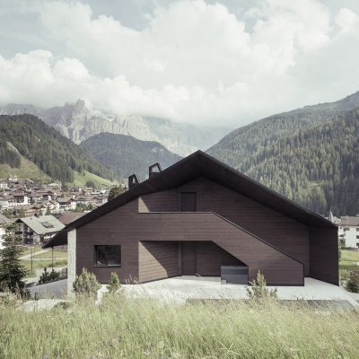 Black Eagle Residential House in Dolomites
