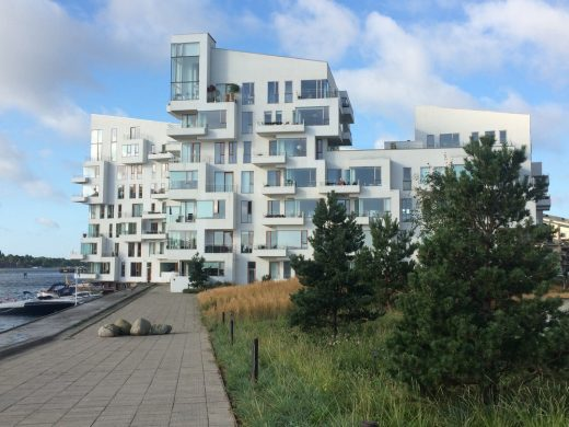 Islandsbrygge apartment building - Copenhagen Architecture Photos