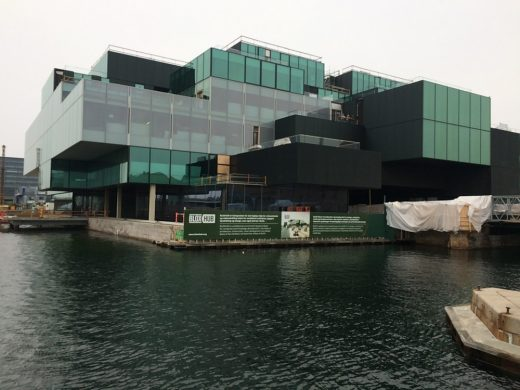 New Danish Architecture Centre building