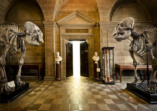 Anatomical Museum Doors Open Days 2017