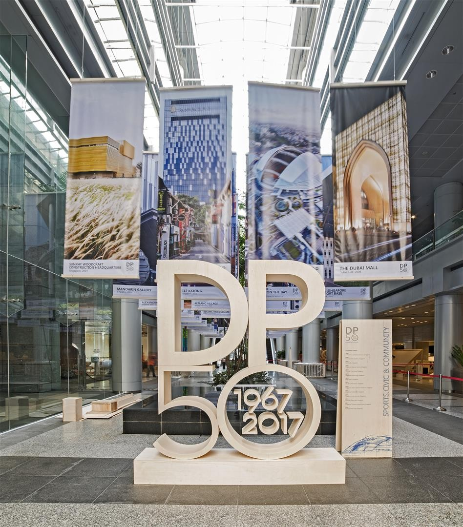 D Printing Exhibition In Singapore : Dp architects exhibition in singapore e architect