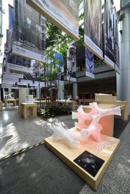 DP Architects Exhibition in Singapore