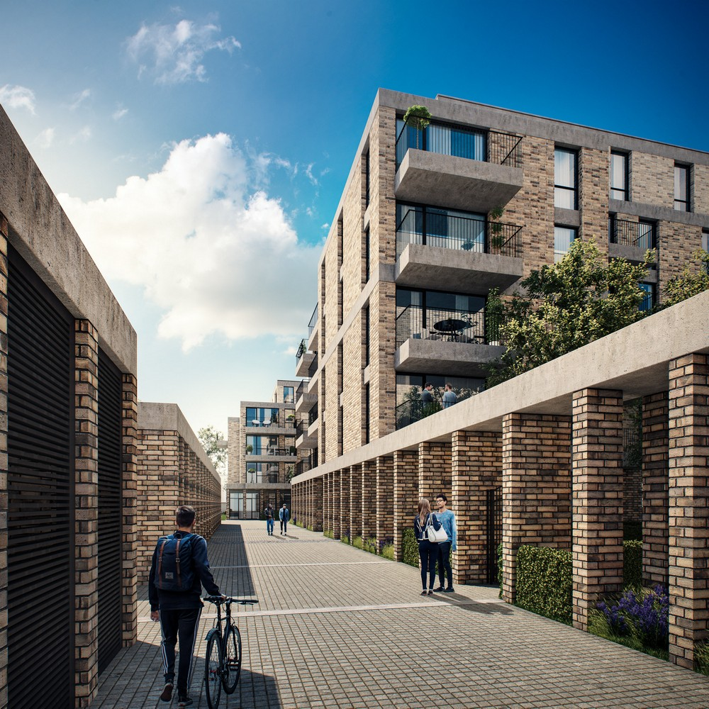 Earlham Grove Apartments in Forest Gate: Housing - e-architect
