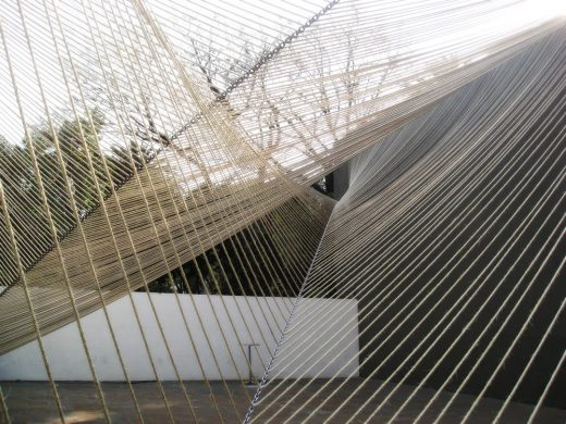 Eco Pavilion, 2011, Mexico City design