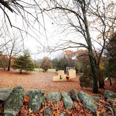 Five Fields Play Structure