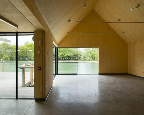 Gateway Buildings, Weald & Downland Living Museum | www.e-architect.co.uk