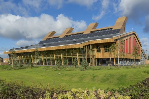GlaxoSmithKline Carbon Neutral Laboratory for Sustainable Chemistry by Fairhursts Design Group