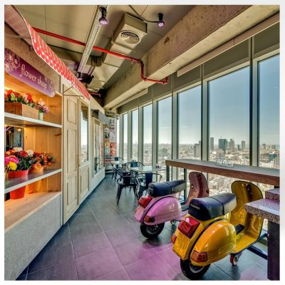 Google Office Tel Aviv Interior Design
