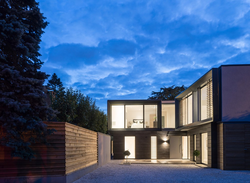 Hilltop House In Kingston Upon Thames 14 E Architect