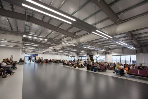 Manchester Airport Terminal 2 renewal