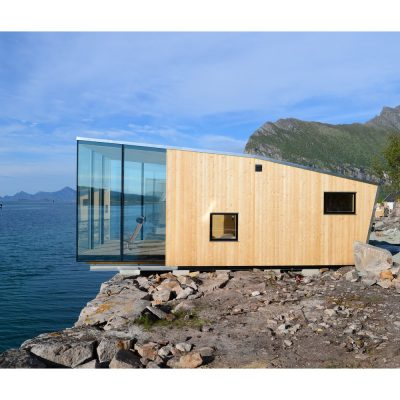 Manshausen Island Resort by Snorre Stinessen