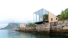 Manshausen Island Resort in Steigen, Norway