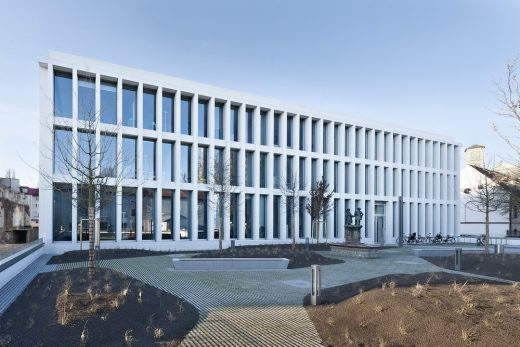 Paulaner Headquarter Munich office building
