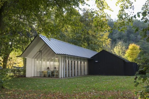 Rievaulx Abbey Visitor Centre & Museum | www.e-architect.com