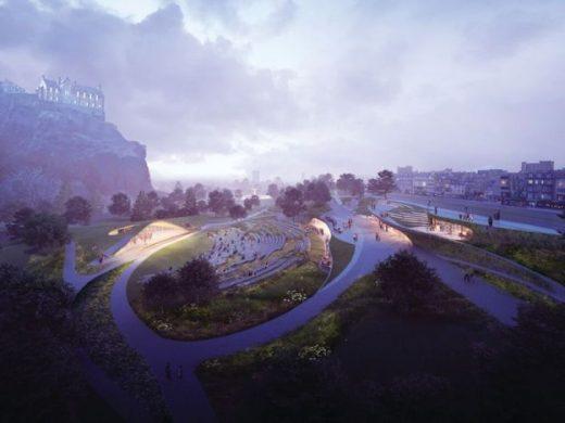 Ross Pavilion International Design Competition winner | www.e-architect.co.uk