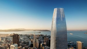 Salesforce Tower Building San Francisco