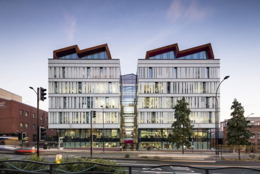 Sheffield Hallam University, Charles Street Project