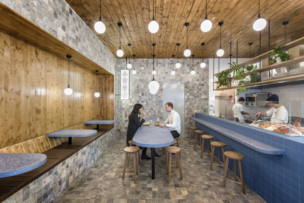Smallfry Seafood In Adelaide E Architect