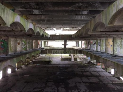 St Peter's Seminary Cardross building
