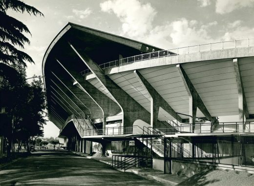 Stadio Flaminio Architecture