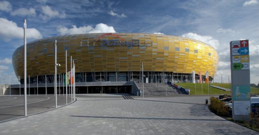 Stadion Energa in Gdansk - Polish Architecture News