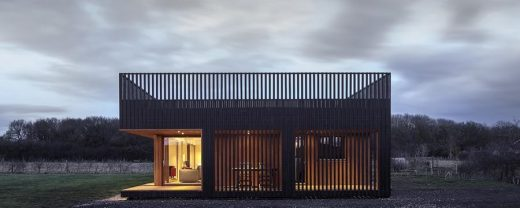 The Modern Timber House book