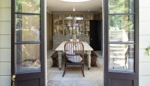 Add Character and Light to a Property with French Windows