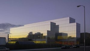 Anchorage Museum Alaska building by David Chipperfield Architects