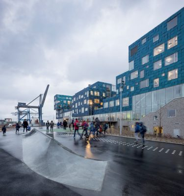 Copenhagen International School in Nordhavn