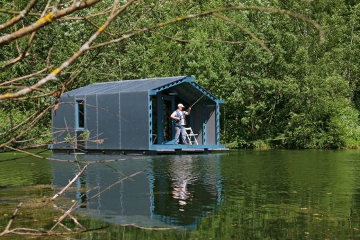 DD16 Modular Compact House Russian Architecture News