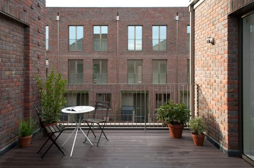 RIBA Client of the Year 2017 Dujardin Mews Enfield London building