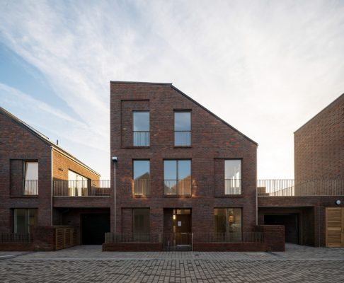 Dujardin Mews Enfield London RIBA Client of the Year 2017