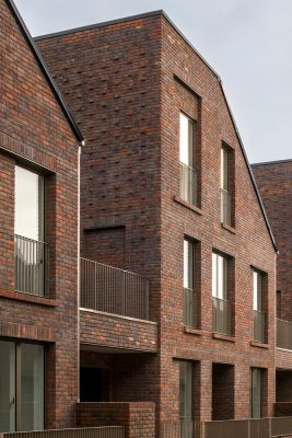 RIBA Client of the Year 2017 Dujardin Mews Enfield London