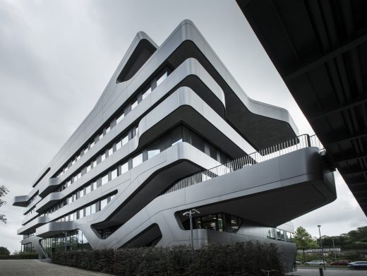 FOM University Building - German architecture news