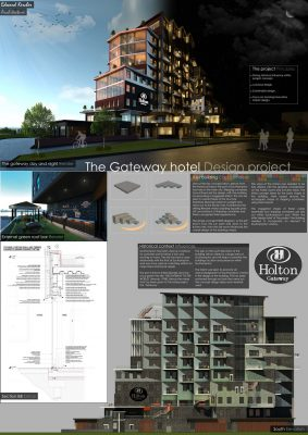 The Gateway Hotel Design Project