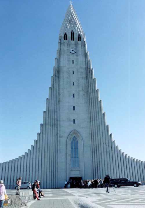 Types Of Rims >> Reykjavik Architecture Tours, Iceland Building Guides - e-architect