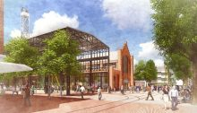 Hengelo market square by West 8